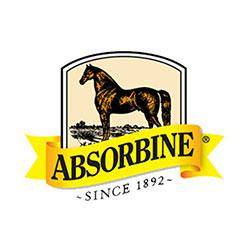 Absorbine keyhole